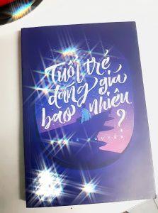 review sách tuổi trẻ đáng gia bao nhiêu - rosie nguyễn - blog review sách hay