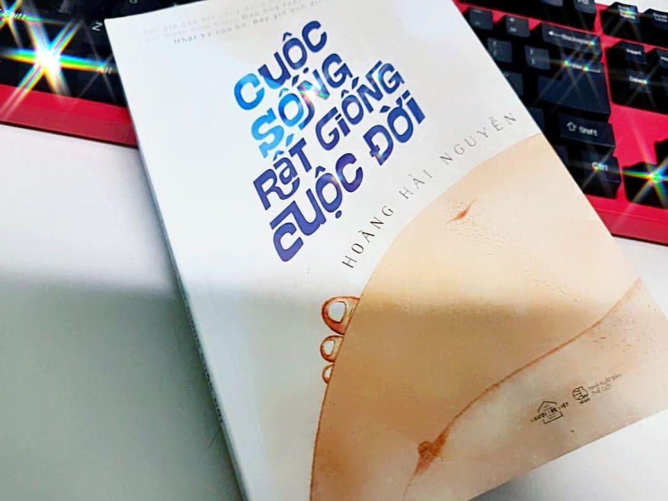review sách cuộc sống rất giống cuộc đời - hoàng hải nguyễn - blog review sách hay