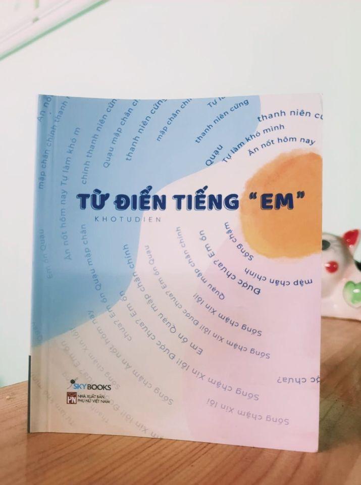 """từ điển tiếng """"em"""" - kho từ điển - blog review sách hay"""