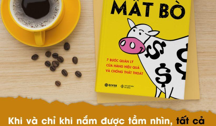 Review sách Đừng để mất bò - Trần Thanh Phong - Blog review sách hay