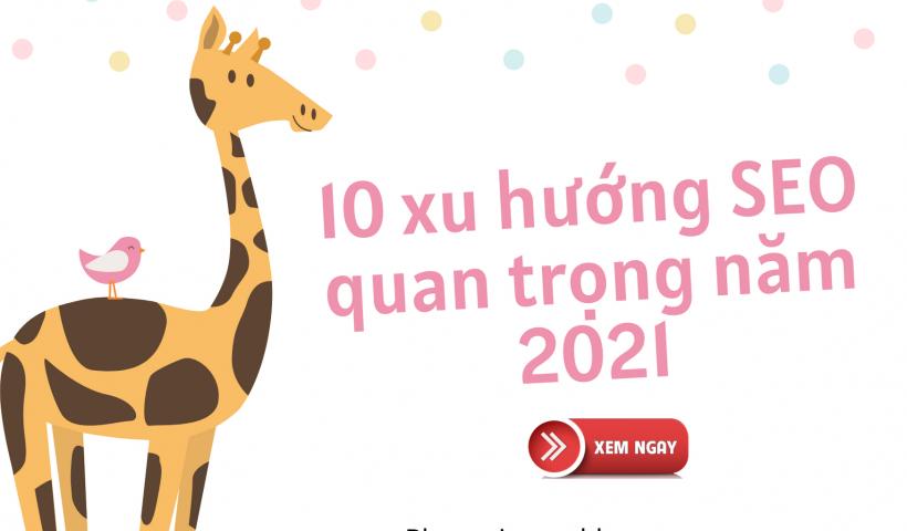 10 xu hướng SEO quan trọng năm 2021 - blog review sách hay - dịch vụ viết bài chuẩn SEO