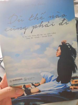 dù thế nào cũng phải đi - Đào Thu Hương - Blog review sách hay